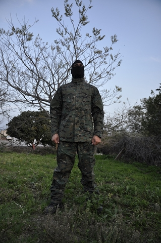 Picture of Uniform - BDU set Digital Woodland