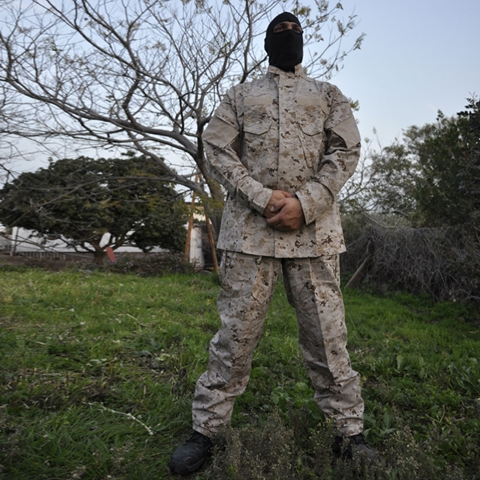 Picture of Uniform - BDU set Desert Digital