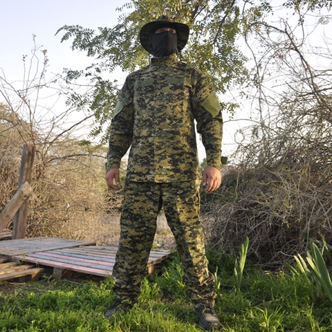 Picture of Uniform - BDU set Marpat