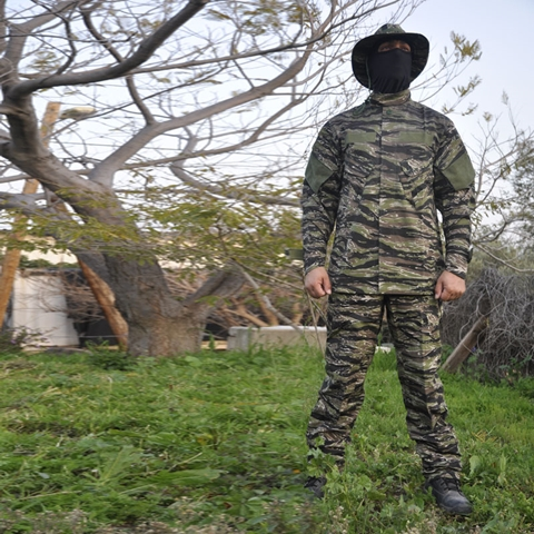 Picture of Uniform - BDU set Tiger Regular