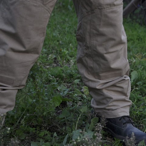 Picture of Cargo Tactical Pants - Khaki