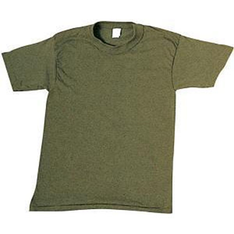Picture of Olive Drab Military T shirt
