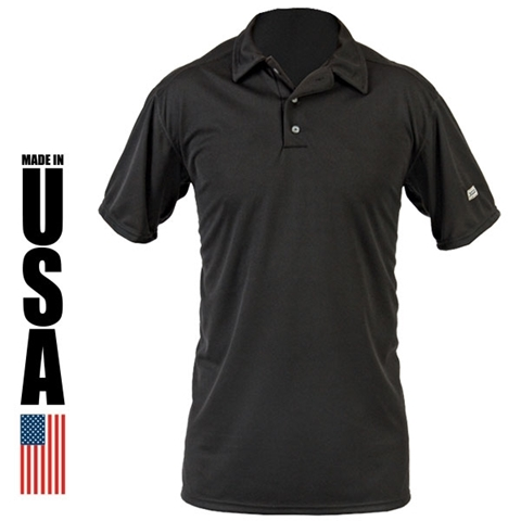 Picture of XGO Polo Shirt Black