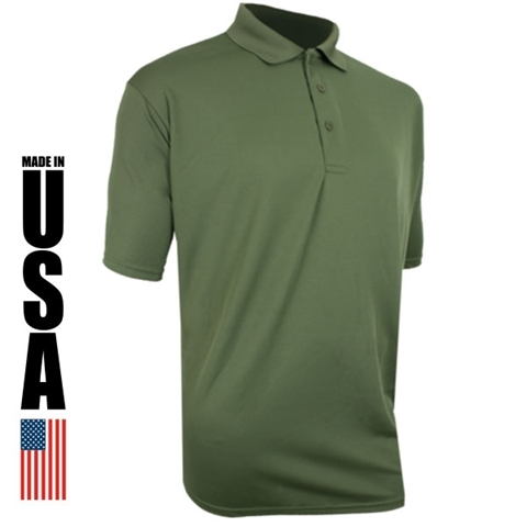 Picture of XGO Polo Shirt OD Green