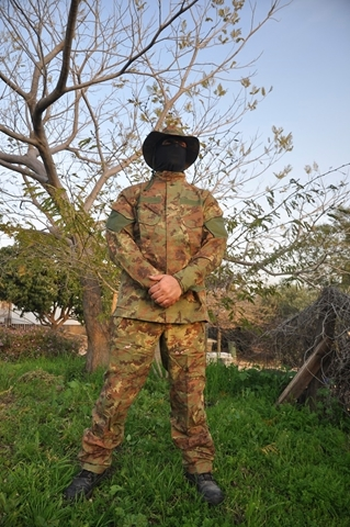 Picture of Uniform - BDU set Italian Camo