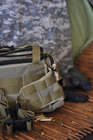 Picture of Waist Tactical Bag Camouflage