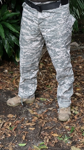 Picture of Cargo Tactical Pants - ACU