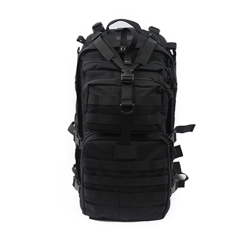 Picture of Assault rush backpack  - Black
