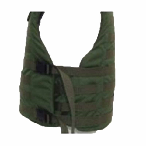 Picture of Ballistic side protection for Molle vest