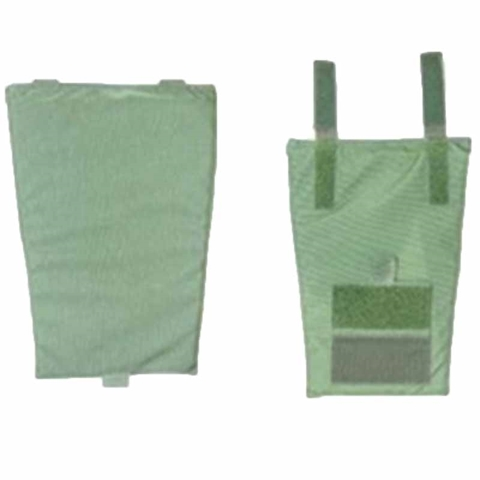 Picture of Ballistic groin protector for Molle vest