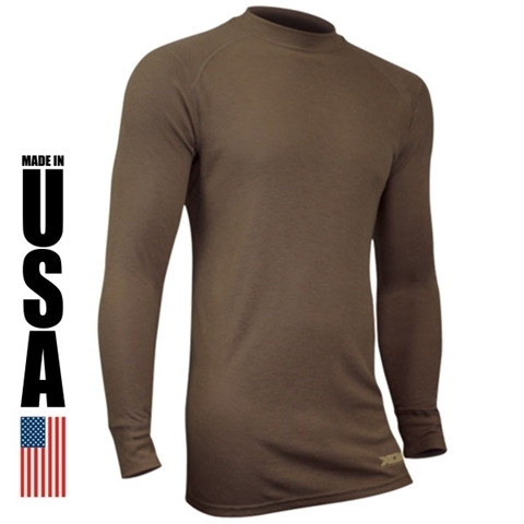 Picture of XGO Long Crew Coyote Brown