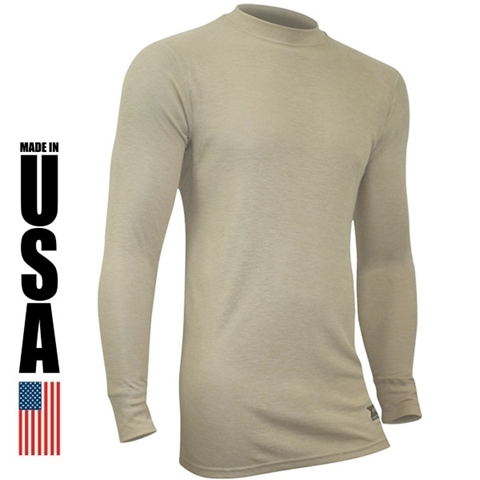 Picture of XGO Long Crew Desert Sand