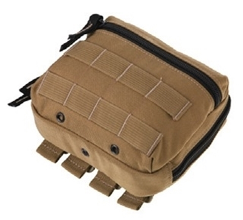Picture of Emergency Paramedic Pack Coyote Brown color
