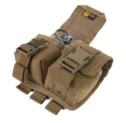 Picture of Hand Grenade Pouch  Coyote Brown color