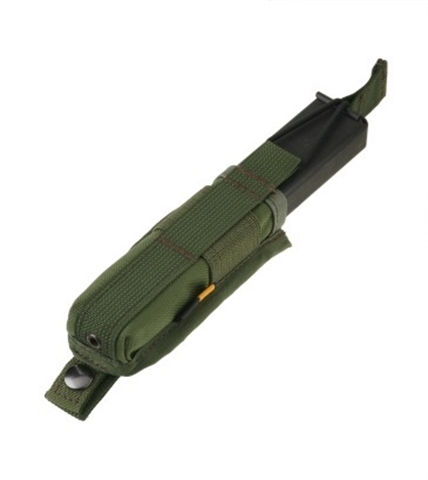 Picture of Pouch 9 mm long magazine Black color