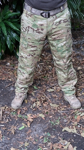 Picture of Cargo Tactical Pants - CP