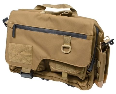 Picture of Messenger Bag - Coyote Brown