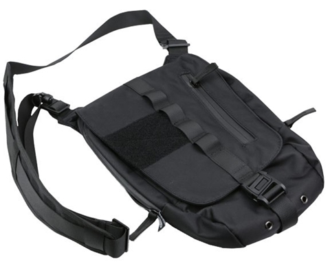 Picture of Concealed Pistol Side Bag - Black