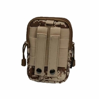 Picture of Tactical Molle Pouch - Desert Digital