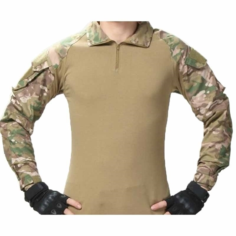 Picture of Tactic Shirt A-TAC Green