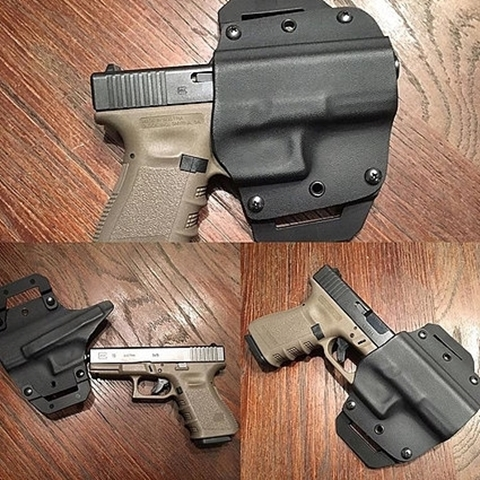 Picture of Holster Outside The Waistband