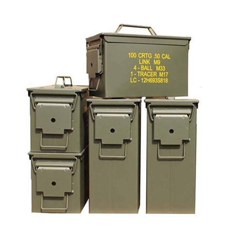 Picture of Ammo Can M2A1