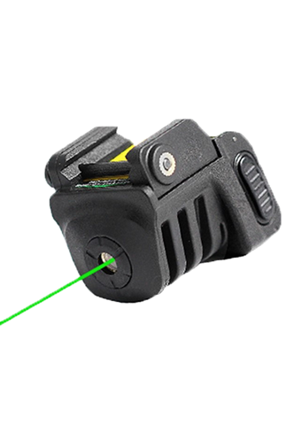 Picture of Rail Mounted Micro Laser Sight - Green