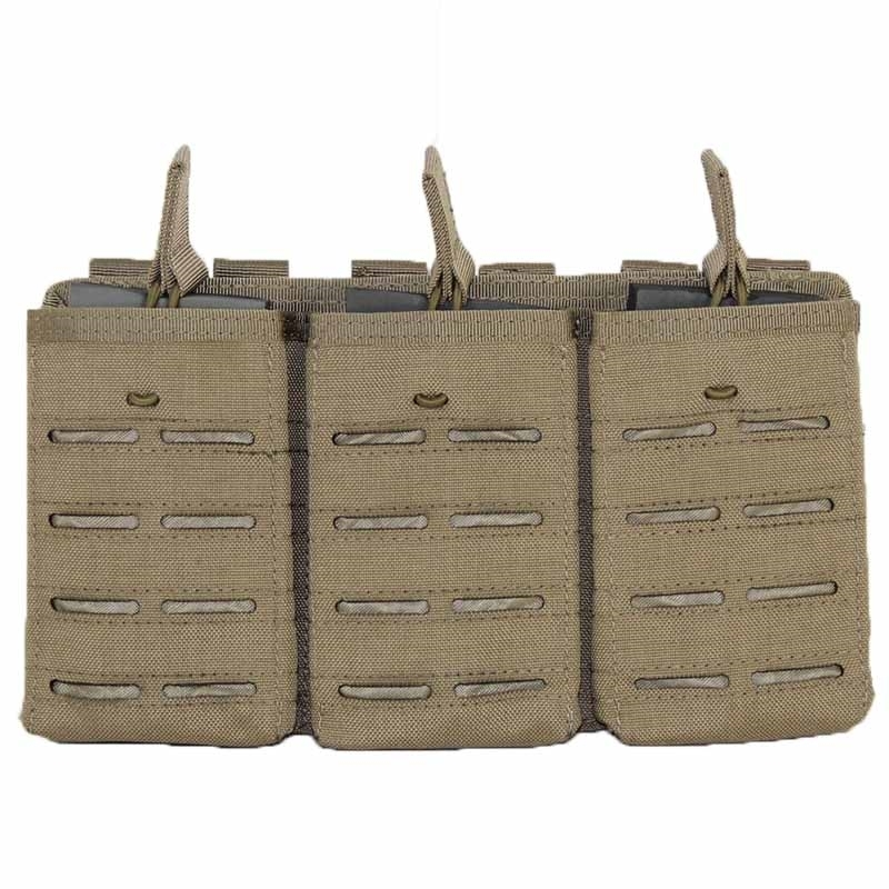 Picture of Triple rifle magazine pouch LC