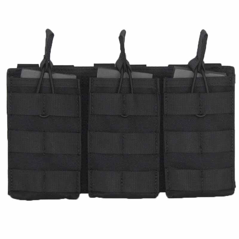 Picture of Triple rifle magazine pouch MOLLE